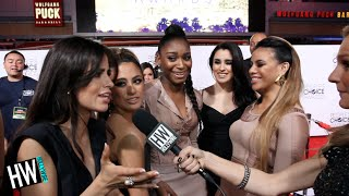 Fifth Harmony Spills