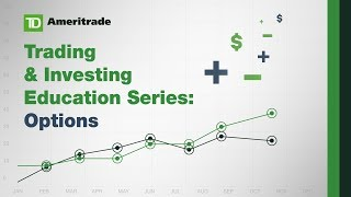Td ameritrade can help you learn about options. gain a basicunderstanding of options.options involve risks and are not suitable for all investors. before tra...