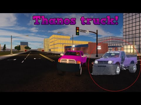 HOW TO GET THANOS CAR! | ROBLOX: Vehicle Simulator