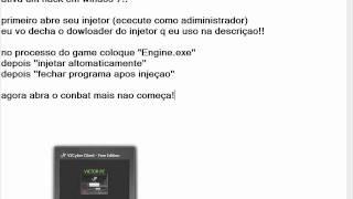 Como ativar um hack de CA em windows 7