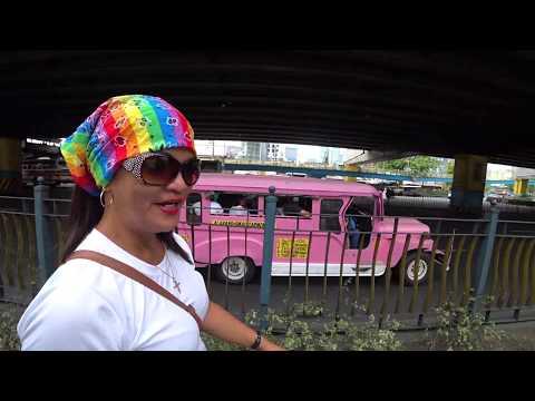 1,000 Hello's😃Walk in MUNTINLUPA in Metro Manila - Philippines Fun