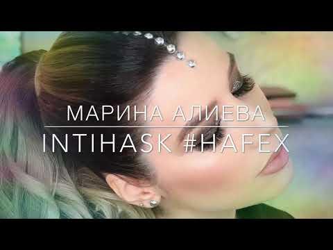 """Марина Алиева """"Intihask"""" Hafex #кавер"""