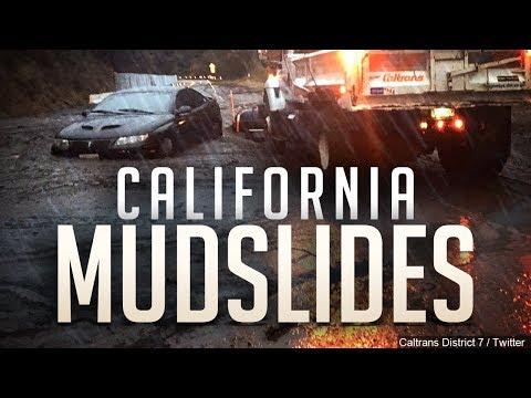 LIVE: Santa Barbara County Mudslide Community Meeting - 1/22/18