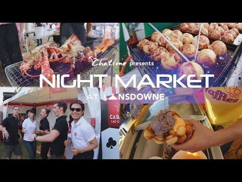 Ottawa Night Market presented by Chatime | Ottawa Asian Fest (2016)