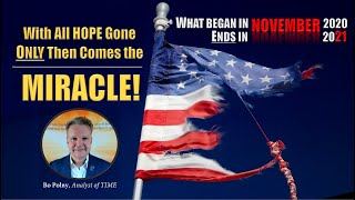 With All HOPE Gone, ONLY Then Comes The MIRACLE!!   - Bo Polny Interview