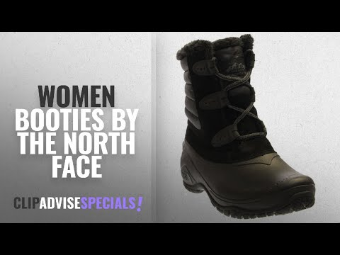 Top 10 The North Face Women Booties [2018]: The North Face Shellista II Shorty Boot Women's TNF