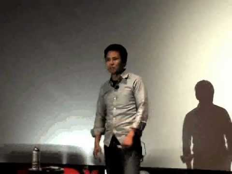 My role in global justice: Justin deLeon at TEDxUD