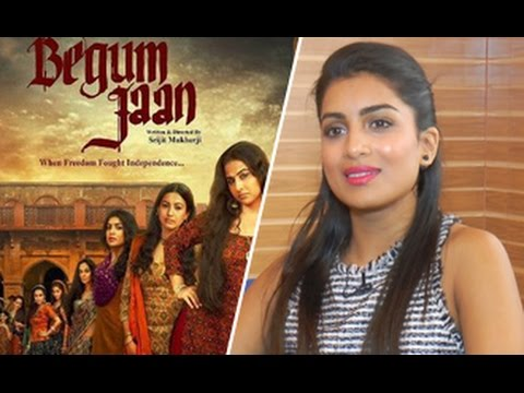 Pallavi Sharda: Lucky To Work with Vidya Balan in Begum Jaan | Full Interview Video