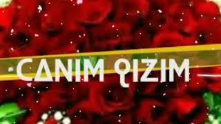 Скачать Ad Gunun Mubarek Qizim Status Ucun SUPER Video