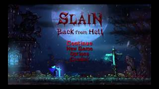 Slain Back From Hell Full Game Play PlayStation 4