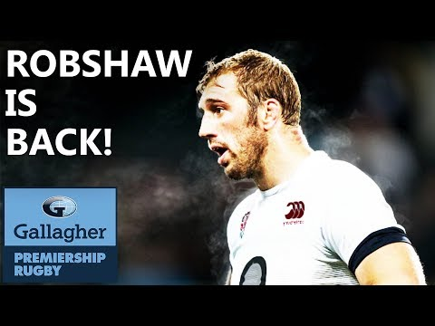 Robshaw Is BACK! | England v Italy - Six Nations 2019 |