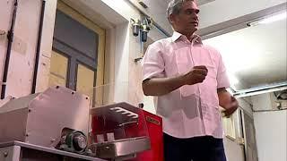 Kalabham machine offered to Sree PadmanabhaSwamy Temple