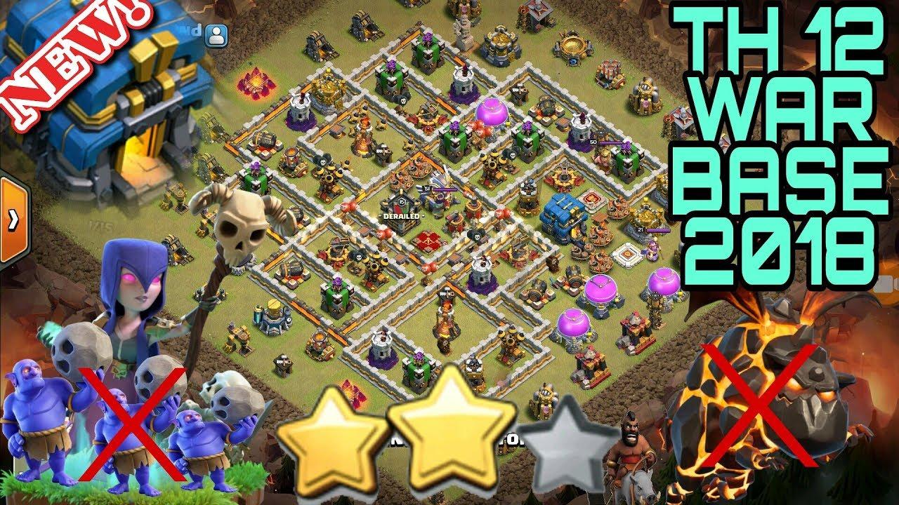 Base War Th 12 Anti 3 Star 11