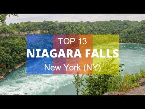 Top 13. Best Tourist Attractions In Niagara Falls - New York