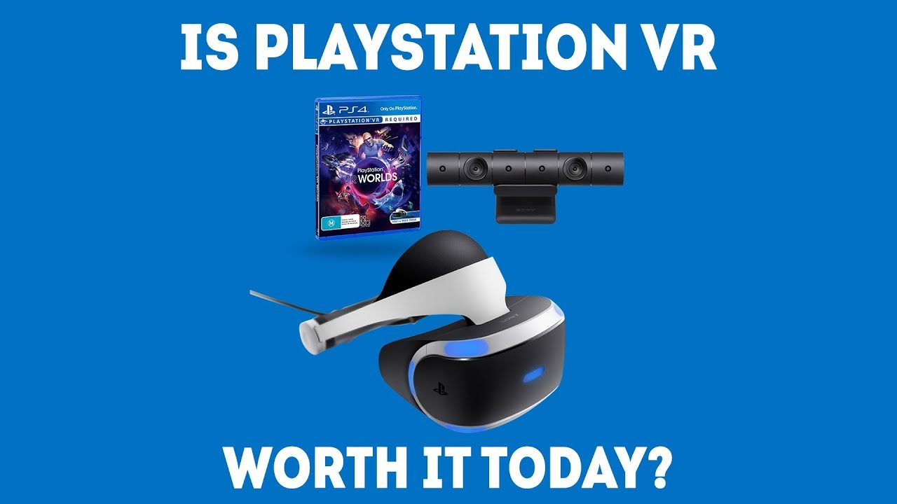 Is PlayStation VR Worth It? - The Answer Might Surprise You