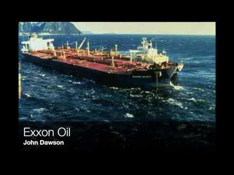 Exxon Oil by John Dawson