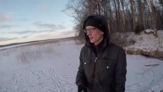 Озеро  Коньки   20 градусов