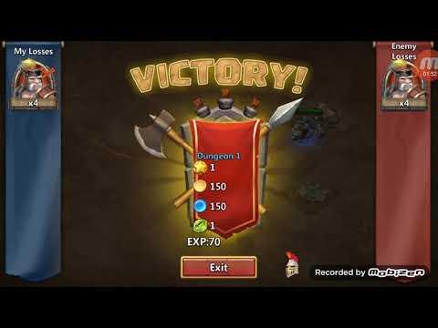 Castle Clash - Brave Squads #Android