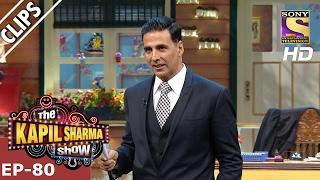Akshay Kumar As Jolly LLB  – The Kapil Sharma Show - 5th Feb 2017
