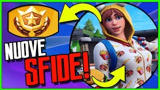 WEEK 6: how to make * all * the challenges of Season 7 Of Fortnite!!