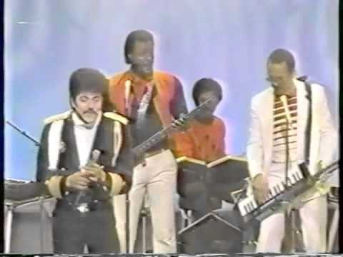 Soul Train 85 Performance  The Commodores  Nightshift!
