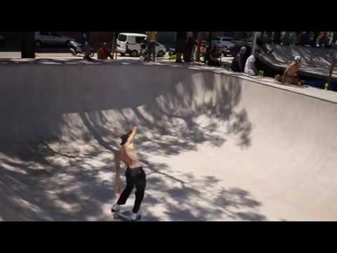 Documental Nou Skatepark Del Prat De Llobregat