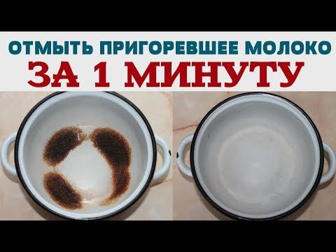 Вопрос: Как удалить пригоревшую пищу с кастрюли?