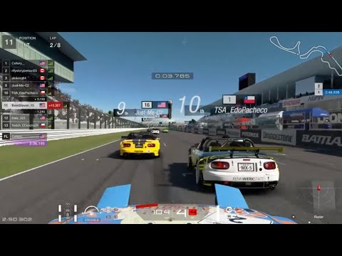 Gran Turismo Sport: Best Moments #6 – Revenge on Dirty Driver, Great Racing, and the GR Yaris