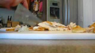 Chicken Cheese Spinach Manicotti
