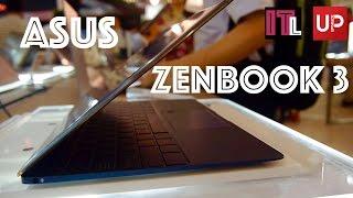видео Представлен ультрабук ASUS Zenbook Pro UX501