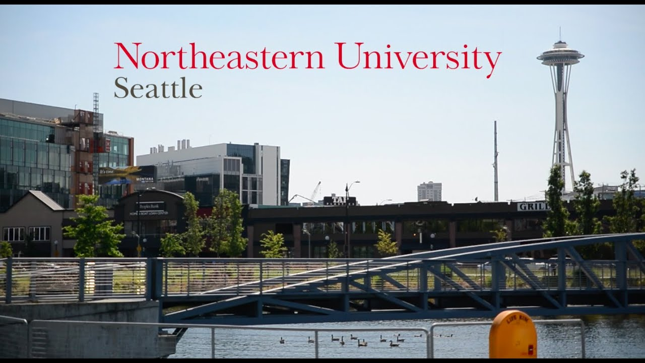 Project Play Northeastern University >> Welcome To Northeastern University Seattle Youtube