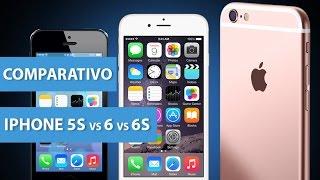 iPhone 6s, iPhone 6 ou iPhone 5s: qual devo comprar? [Comparativo]