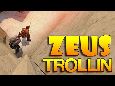 CS:GO - Zeus TROLLING! #8
