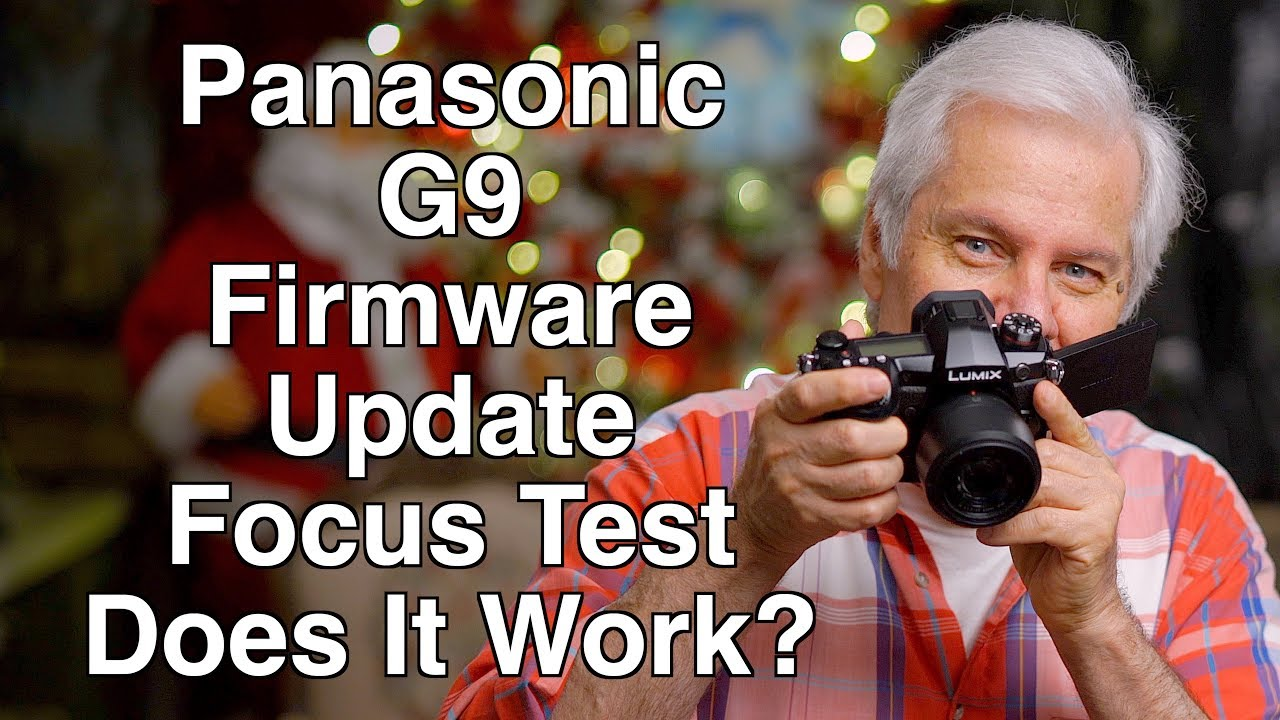Panasonic Lumix G9 47,000 Pictures Over 10 Months | Natural
