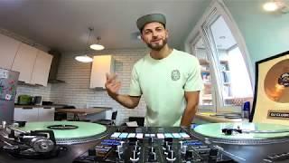 DJ CLUBKILLA  RED BULL 3STYLE SUBMISSION 2019 (RUSSIA)