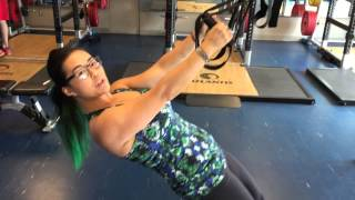 realigning the thoracic spine part 2 strengthening with trx row