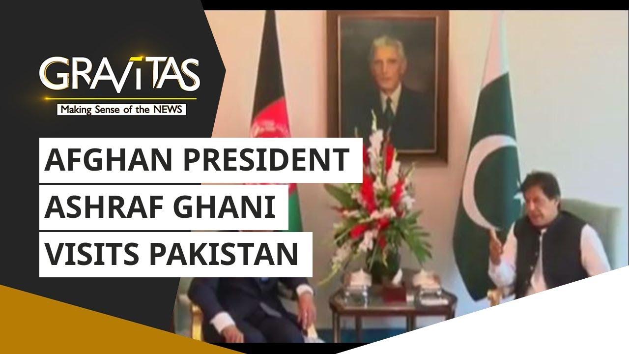 Gravitas: Afghan President Ashraf Ghani visits Pakistan