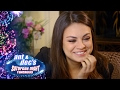 little ant dec interview mila kunis   saturday night takeaway