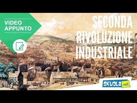 Eventi della Seconda Rivoluzione industriale