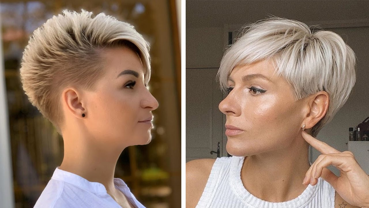 10 Extra Ordinary Pixie and Bob Haircuts To Try In 🔥 Top Viral Short Hairstyles 2021