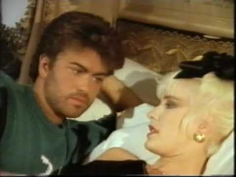 George Michael  In Bed With Paula