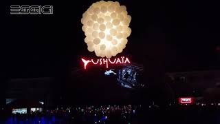DAVID GUETTA Balloon Performance Show In USHUAIA IBIZA 2018 Without You Zombie Comercial House Top