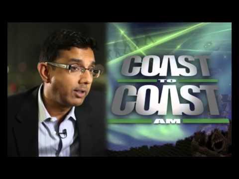 Coast to Coast: Dinesh D'Souza Interview