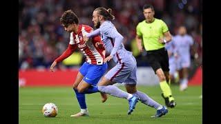 Joao Felix vs FC Barcelona (La Liga 02/10/2021)