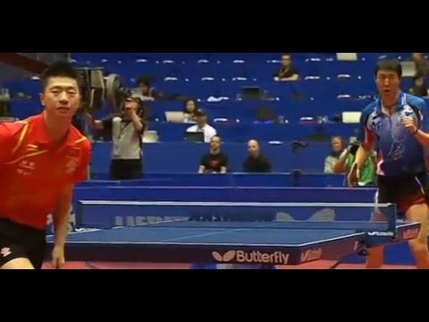 Oh Sang Eun - The Power Of Block (Control and Placement)
