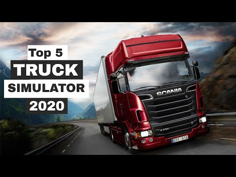 Best Truck Simulator Android Games 2020| Top 5 Truck Simulator Games For Android