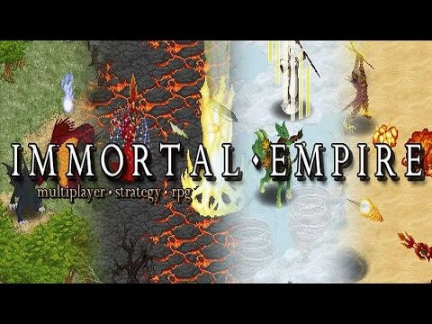 Immortal Empire: Caelwyn Area Gameplay 1080p60 HD