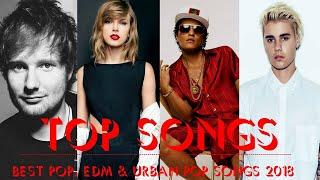 2018英文歌曲排行榜 ( 2018欧美音乐排行榜 ) best english songs 2018 - 2018最火英文歌排行榜 - 點閱率破億西洋流行歌曲