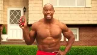 Terry Crews Old Spice Super Bowl 2015 Commercial