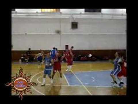 Campionato UISP (2008-Gior.5)-Afragola Vs. Volla 67-87